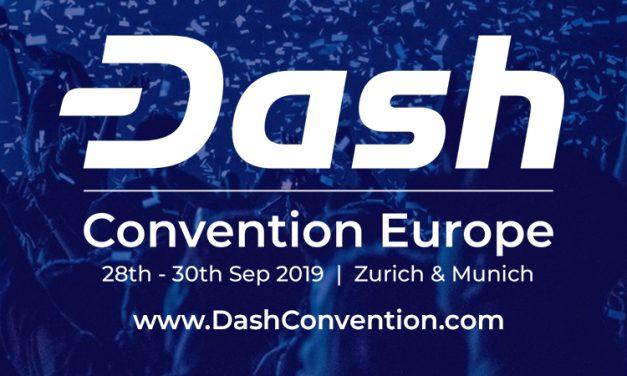 Comunidade Dash Organiza Convenção na Europa Demonstrando Ecossistema Global