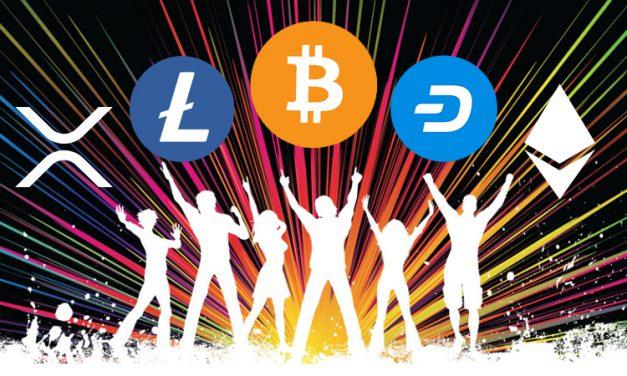 Malgré le prix du bitcoin, les statistiques d'utilisation de la cryptomonnaie révèlent une croissance plus rapide des Altcoins