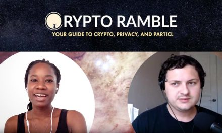 Crypto Ramble: Living off Crypto, ACTUALLY, with Joël Valenzuela