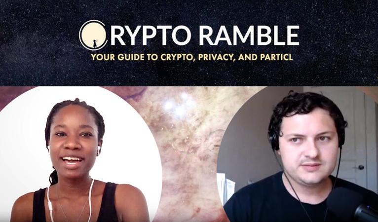 Crypto Ramble: Von Kryptowährungen leben mit Joël Valenzuela
