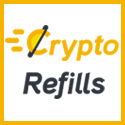 CryptoRefills Dash Gift Cards