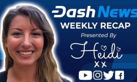 Dash News Video Recap – CryptoRefills Gift Cards, Send Dash on Telegram, Venezuela Car Park Accepts Dash & More!