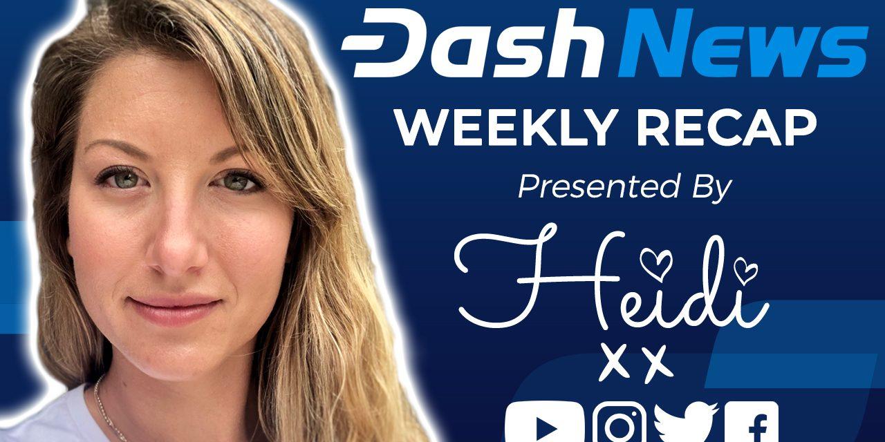 Dash News Recap – Andreas Antonopoulos, ChainLocks, Dash Convention Europe, Telx SMS, Voyager App & Mehr!