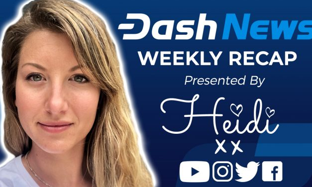 Dash News Recap – Andreas Antonopoulos, ChainLocks, Dash Convention Europe, Telx SMS, Voyager App & Mehr!