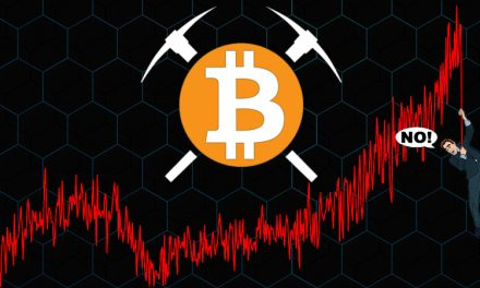 Bitcoin Hashrate Flash-Crashes 40% Highlighting Pure Proof-of-Work Vulnerability