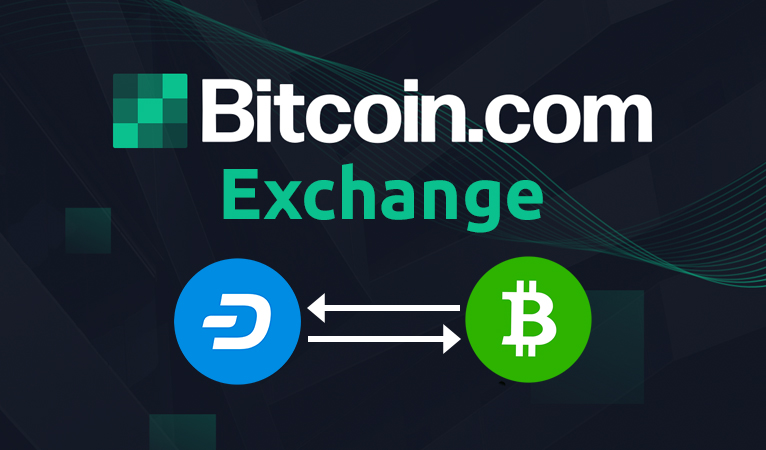 dash bitcoins exchange