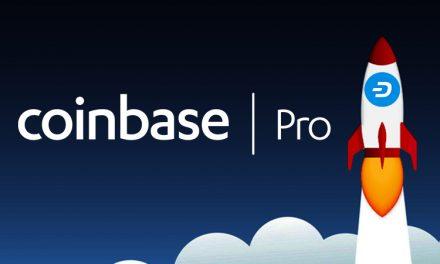 Coinbase Pro подтверждает депозиты в Dash в 12 раз быстрее, чем в Bitcoin