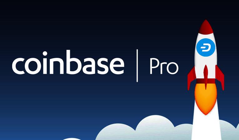 Coinbase Pro confirme que les dépôts en Dash sont 12 fois plus rapides qu'en Bitcoin