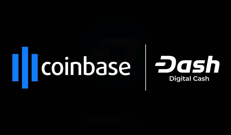 Dash добавлен на криптовалютную биржу Coinbase Pro