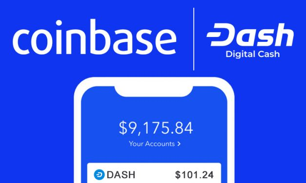 Dash добавлен на платформу Coinbase