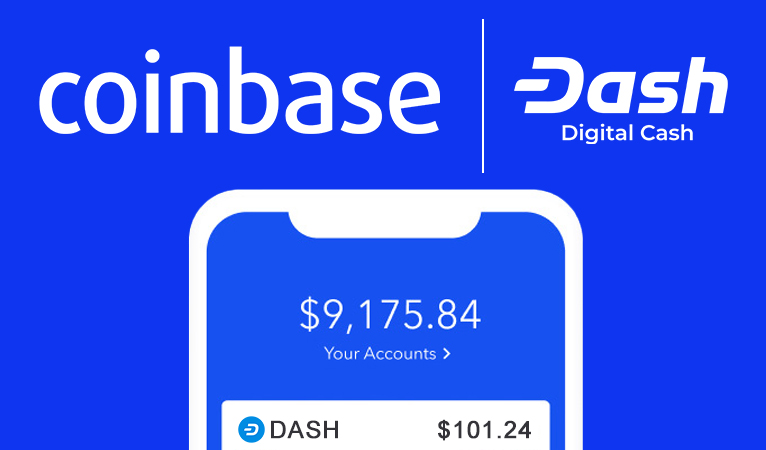 Dash Added to Coinbase One Week After Coinbase Pro Exchange Announcement