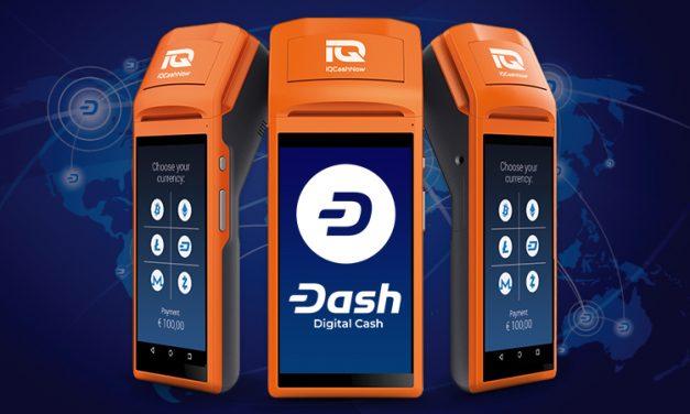 Dash Partners with IQ CashNow Adding 1,000+ New Dash-Accepting Merchants