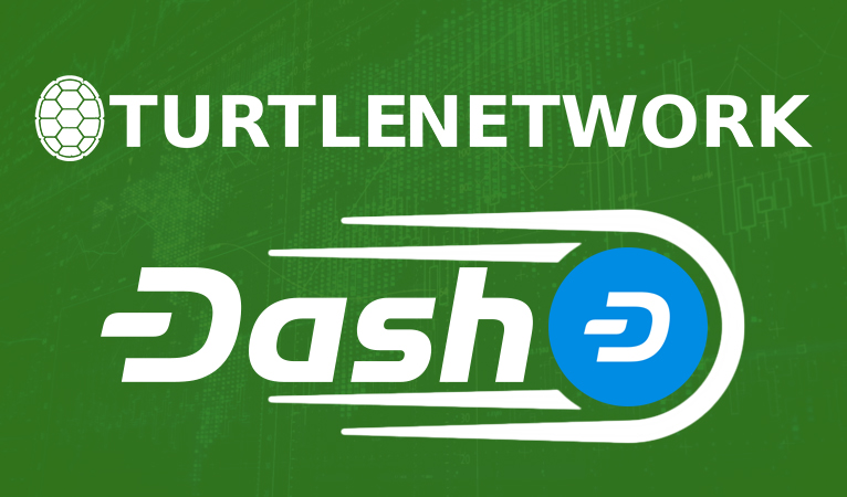 Dash Added to TurtleNetwork DEX Decentralized Exchange
