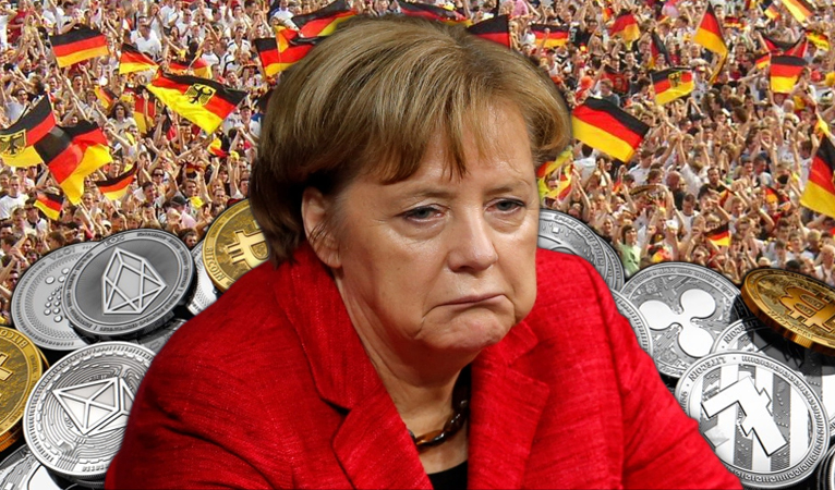Widerhall des Bitcoin-Ursprungs: Deutschland mit Rezession konfrontiert