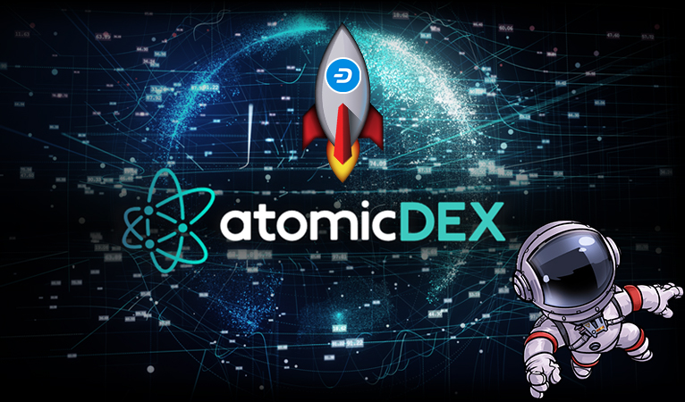Komodo AtomicDEX Decentralized Exchange Launches, Adds Dash