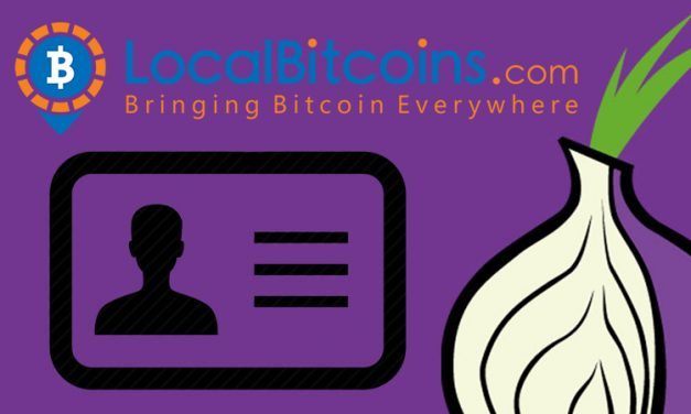 LocalBitcoins Warns Against Using Tor After Implementing KYC Requirements