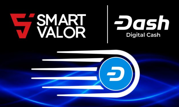 Швейцарская криптовалютная биржа SMART VALOR добавляет Dash