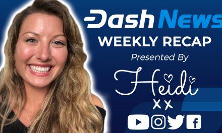 Dash News Recap – Einkaufszentrum akzeptiert Dash für Parktickets, EletroPay POS, venezolanische Apotheken & Mehr!