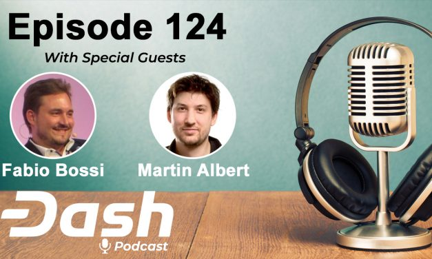 Dash Podcast 124 – Dash Convention Europe: Rückblick mit Fabio Bossi & Martin Albert
