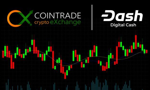 Die brasilianische Börse Cointrade.cx integriert Dash und InstantSend