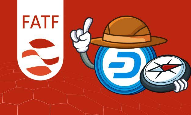 Dash Core : Dash est totalement conforme aux règles de 'voyage' du GAFI, bien plus que Bitcoin