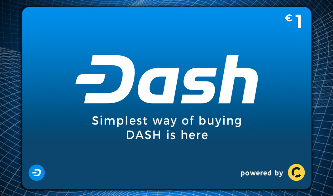 CGift Cryptocurrency Physical Gift Card Platform Integrates Dash