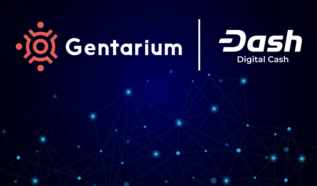 Gentarium Integrates Dash Into Masternode Hosting and Shared Masternode Services