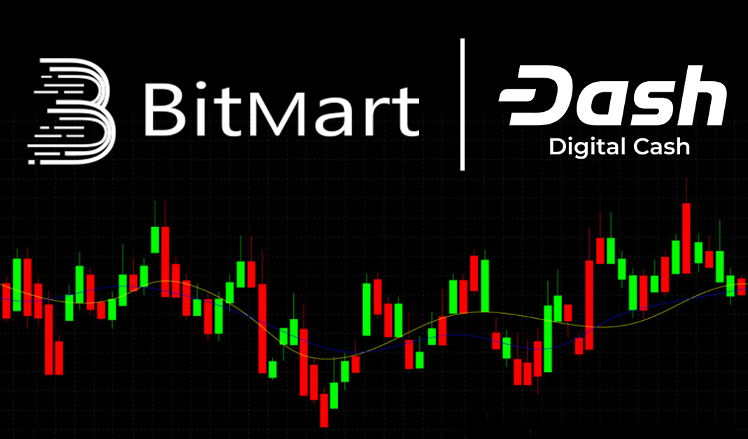BitMart Top Cryptocurrency Exchange Adds Dash With InstantSend Support