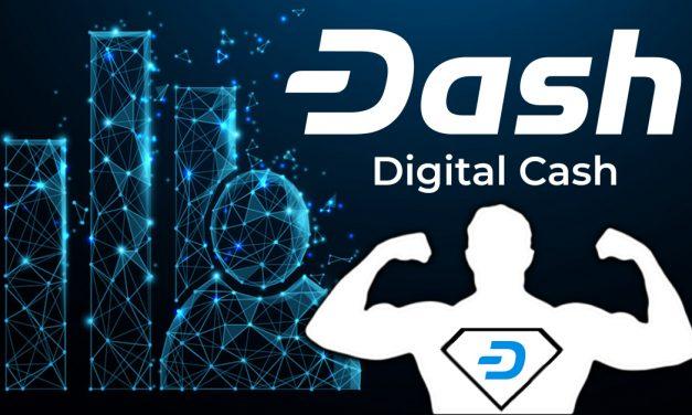 Ryan Taylor: Zahl der Dash-Transaktionen im Vergleich zum letzten Jahr um 178% gestiegen