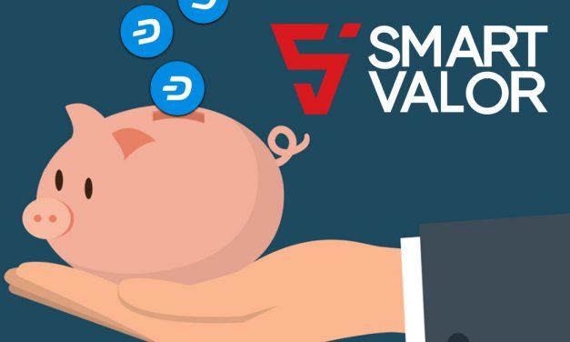 La plateforme d'échange suisse Smart Valor offre des récompenses pour les utilisateurs de Dash