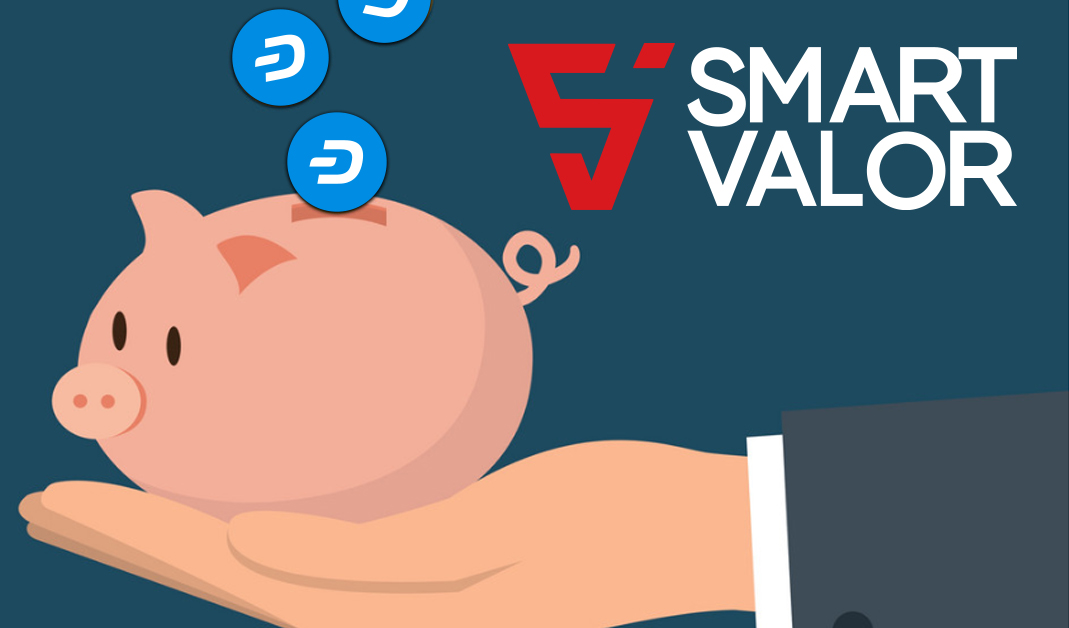 Smart Valor Swiss Cryptocurrency Exchange Offers Staking Rewards for Dash Users
