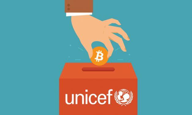UNICEF verspricht Spenden in Kryptowährungen zu halten