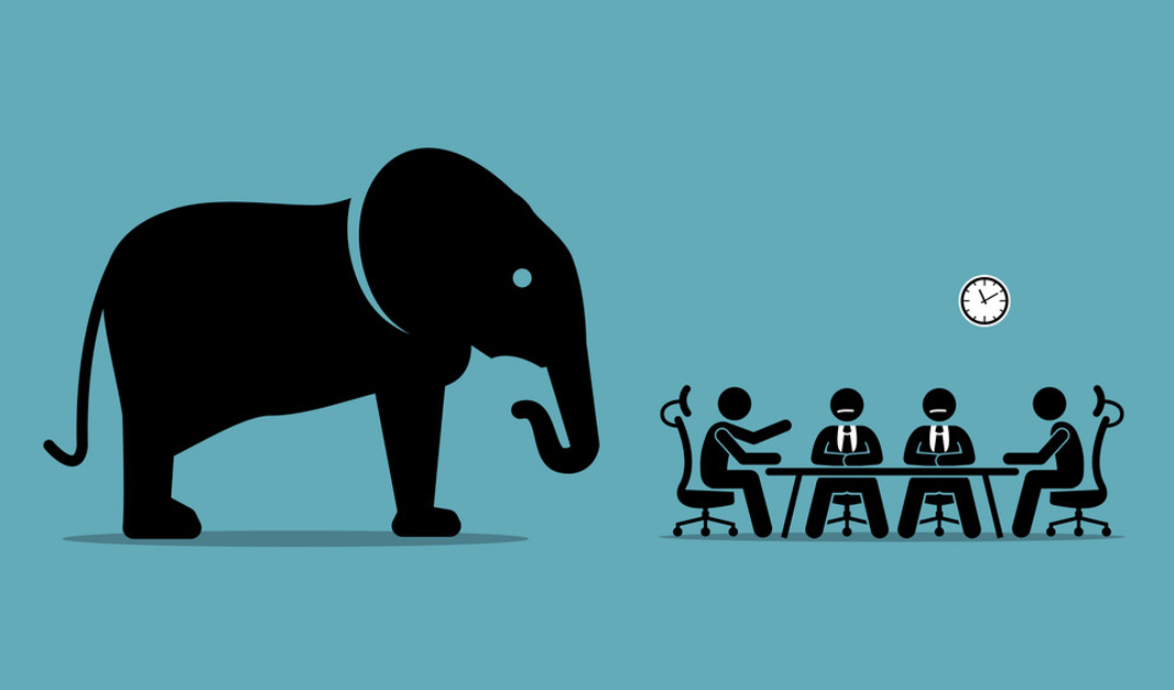 Bitcoin's Three Biggest Elephants in the Room