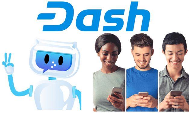 Die P2P Börse Chatex, die auch über einen Telegram Bot verfügt, integriert Dash und InstantSend