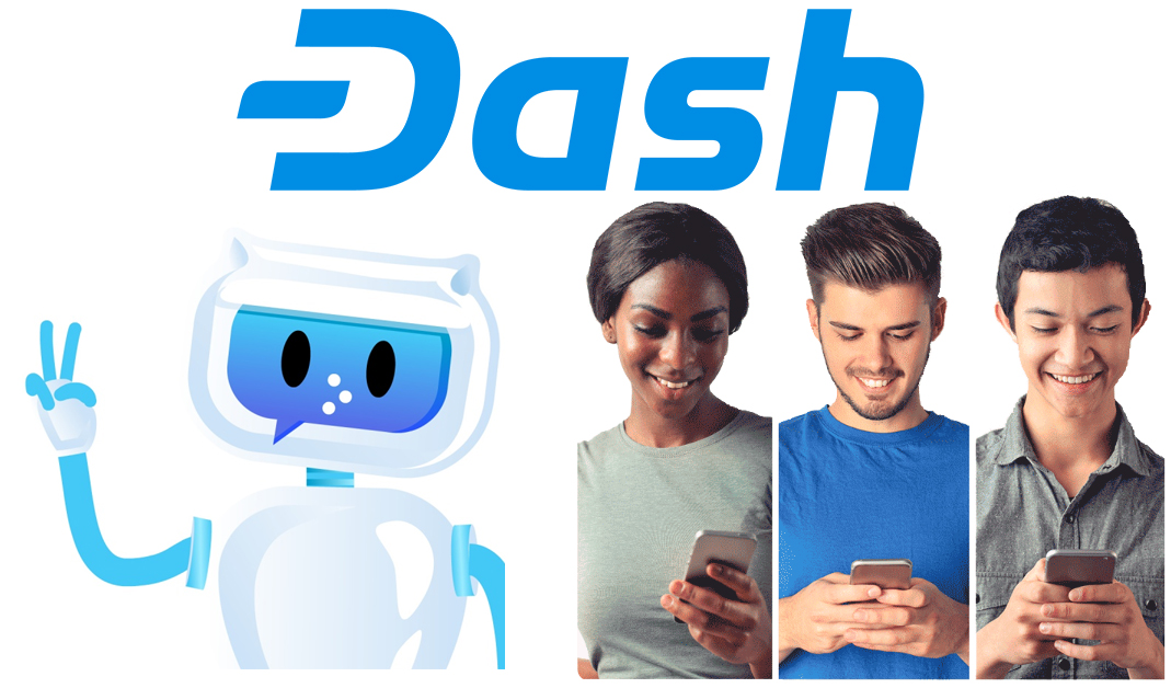 Chatex P2P Cryptocurrency Exchange Telegram Bot to Add Dash With InstantSend