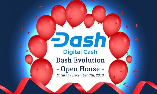 Dash Core Announces Open House Event to Reveal Long-Awaited Dash Evolution