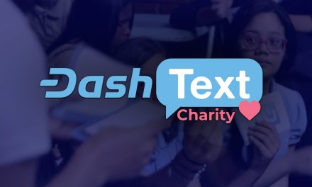 Dash Text Decentralized Charity Relaunches Platform with Three Schools and New Payment Gateway