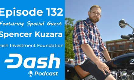 Dash Podcast 132 Feat. Kodaxx (Spencer Kuzara) Dash Investment Foundation Supervisor
