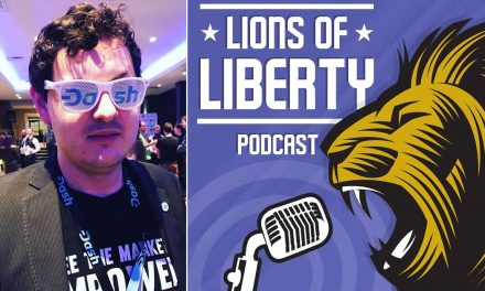 Can You Survive on Cryptocurrency Alone? Joël Valenzuela on Lions of Liberty