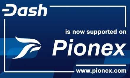 Pionex Singapore-Based Cryptocurrency Exchange Adds Dash
