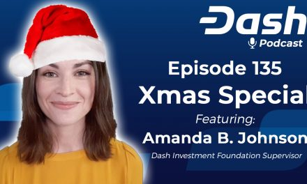 Dash Podcast 135 – Christmas Special with Amanda B. Johnson