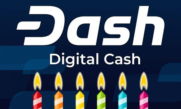 Dash Celebrates Sixth Anniversary Full of Industry-Defining Innovations